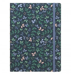 Garden A5 Refillable Notebook