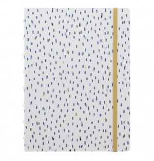 Indigo A5 Refillable Notebook