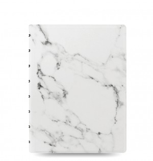Filofax Dotted Paper Notebook Architexture A5 Marble